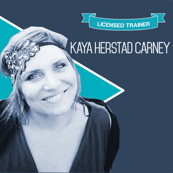 Intensive: In Person with Kaya Herstad Carney, London.  Starts 16th September.