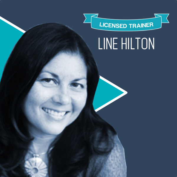 10 Week Course: Online with Line Hilton. Starts 4th September.